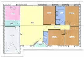 plain pied 4 chambres plan maison plein pied 4 chambres plan maison plein pied