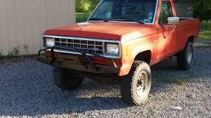 Ford Ranger Truck Parts - elite prerunner winch front bumper ford ranger u002783 u002792 ford