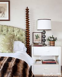how high should a bedside table be how tall should a nightstand be