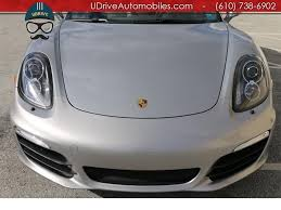 2013 porsche boxster s 89k msrp 6 speed pccb ptv pasm