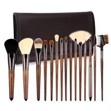 15 pieces makeup brush set professional makeup brushes