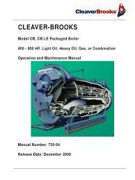 750 94 cb cble 400 800 hp 96inch boiler valve