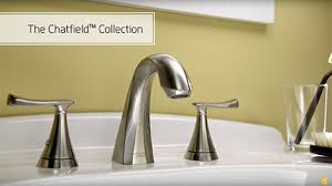 Chatfield Faucet Collection American Standard Bathroom Fixture Collections