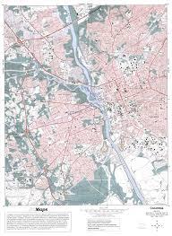 Columbia Campus Map Sc Maps Study Sites