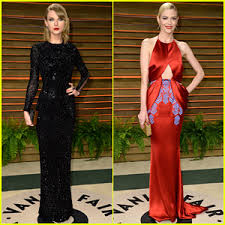 Vanity Fair After Oscar Party Taylor Swift Glams Up The Vanity Fair Oscars Party 2014 With Jaime