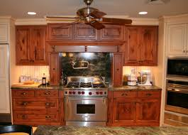 Knotty Kitchen Cabinets Knotty Pine Cabinets Distressed Island Cabinetry Country Kitchen