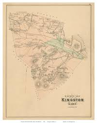 Massachusetts Map by Old Maps Of Plymouth County Ma