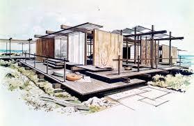 modern home architecture sketches home design ideas