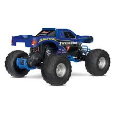 bigfoot monster trucks traxxas 1 10 bigfoot monster truck 2wd rtr towerhobbies com