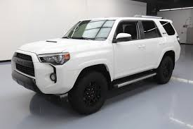 toyota 4runner 2017 white used toyota 4runners for sale buy online free delivery vroom