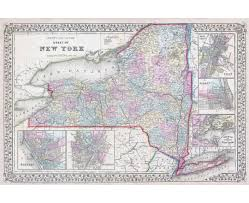 New York Map With Cities by Maps Of New York State Collection Of Detailed Maps Of New York