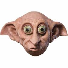Mask Halloween Costume Harry Potter Dobby Mask Halloween Costume Accessory