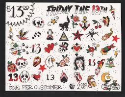 friday the 13th inspiration 13