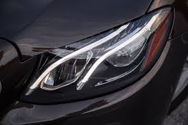 mercedes led headlights review 2017 mercedes benz e 300 4matic canadian auto review