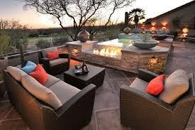 Outdoor Fireplace Patio Eye Catching Modern Outdoor Fireplaces Turn The Patio Into A