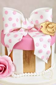 Decorating With Fondant Best 25 Bow Cakes Ideas On Pinterest Fondant Bow Fondant Cake