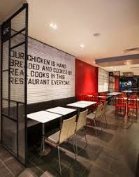 kfc restaurant by cbte architecture turkey retail design blog