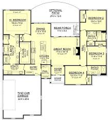 Ten Bedroom House Plans Pictures Four Bedroom Bungalow House Plans Best Image Libraries