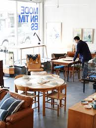 The Modern Furniture Store by Small Business Amy And Joel Malin Of Modern Times The Design