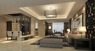 3d modern house living dining room partition china interior design
