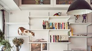 Cat Wall Furniture Cat Flats Designing Human Apartments For Feline Friends Cnn Style