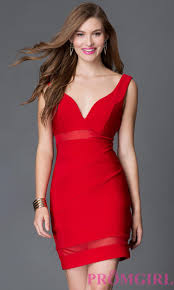 red dress for christmas party kzdress