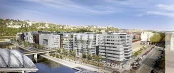 bureaux et commerces les concept buildings de confluence ii le point