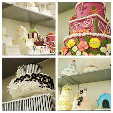 cakes at the wilton of cake decorating u0026 confectionery art