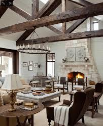 French Country Livingroom French Country Living Room Ideas Dark Brown Leather Sofa Fancy