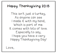 thanksgiving handprint turkey primary teaching resources