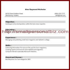 Sample Resume For Ojt Accounting Students by Sample Resume For Ojt Accounting Students Create Professional