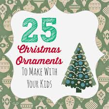 easy childrenu0027s christmas decorations to make easy childrens