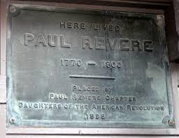 Paul Revere House Floor Plan by Boston U2013 Doug Cornelius Com