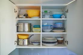 kitchen wall cabinets pictures 5 things you should never store in overhead cabinets