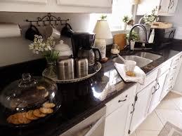 kitchen counter decor ideas the quaint sanctuary farmhouse kitchen counter decor u shaped