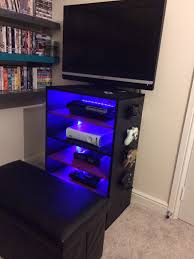 games console storage gaming pinterest consoles storage and