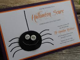 diy halloween party invitations u2013 festival collections