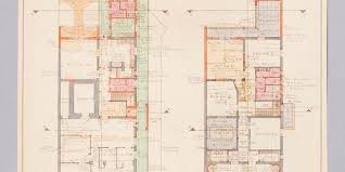 diazo print alterations ground and first floor plan bank of nsw