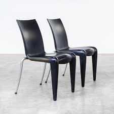 Esszimmer St Le Designklassiker Louis 20 Stühle Von Philippe Starck Für Vitra 1990er 4er Set Bei