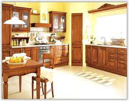 Yellow Kitchen Cabinets What Color Walls Yellow Kitchen Cabinets What Color Walls Home Design Ideas