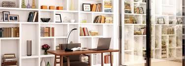 librerie bianche libreria laccata la classica libreria componibile