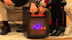 twin star home infrared electric quartz fireplace heater with dan