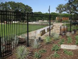 steel ameristar montage residential fencing