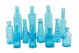 Bottle Vases Wholesale Assorted Vintage Bottle Bud Vases 24pieces Van Vliet New York