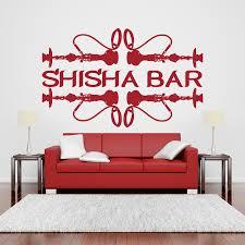 Wohnzimmer Shisha Bar Berlin Shisha Bar 04 Gewerbliche Wandtattoos By Wandtattoo Kiwi