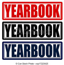 free yearbook search st with word yearbook inside vector illustration vector
