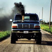 diesel jeep rollin coal ford rollin coal lifted trucks pinterest ford ford trucks and