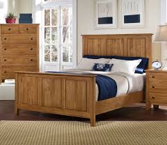 vaughan bassett bed 310 312 buy simply oak mansion panel bed