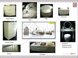 names of furniture bedroom furniture pieces names bedroom bedroom set pieces names