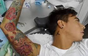 eduardo vargas had to get a michael jordan tattoo yanks call it